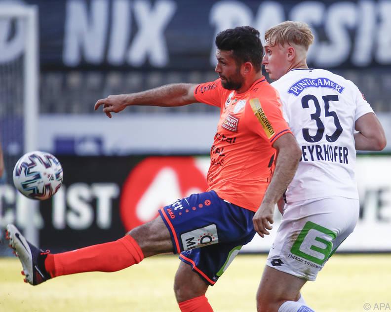 Beide Teams sind noch ohne Sieg in der jungen Bundesliga-Saison