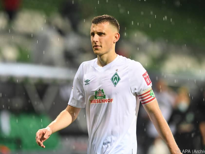 Der deutsche U21-Teamspieler Eggestein nun beim LASK