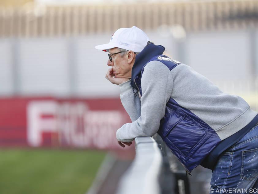 Stöger verlässt die Austria nach zwei harten Jahren mit Saisonende