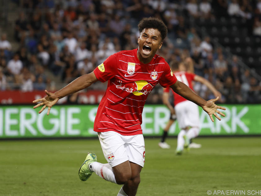 Adeyemi drückte der Partie den Stempel auf