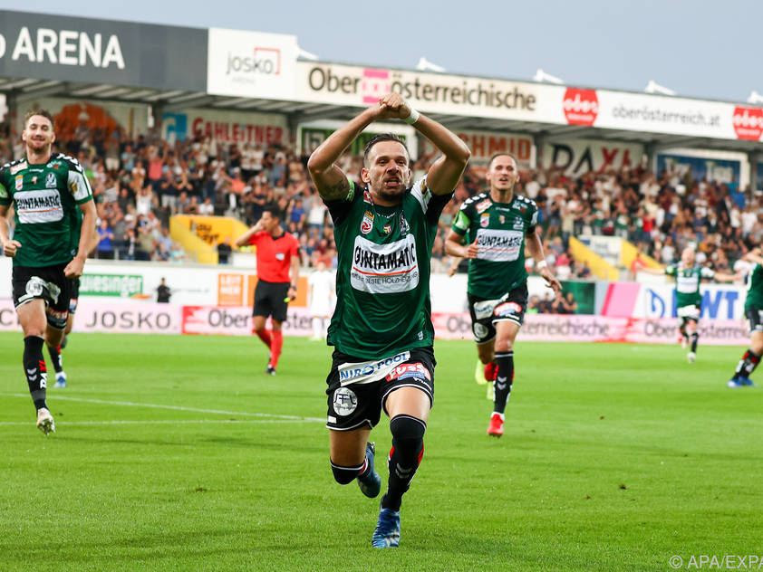 Offenbacher erzielte den schönsten Treffer des Spiels