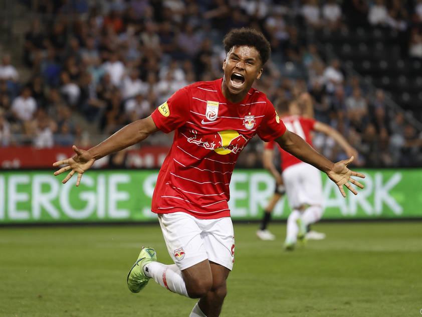 Karim Adeyemi ist Salzburg neuer Torgarant