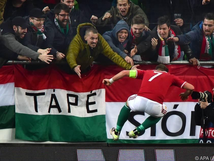 Respektables Ergebnis für Ungarn