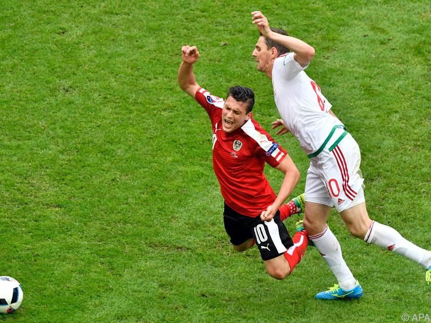 Em News österreich Gegen Portugal Ohne Junuzović