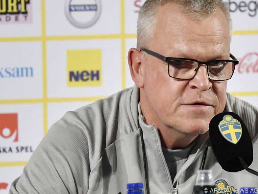 Auch Schwedens Andersson plagt sich mit Corona-Sorgen