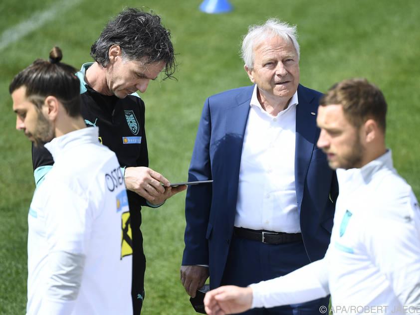 Windtner ist vom Siegeswillen von Arnautović und Co. überzeugt