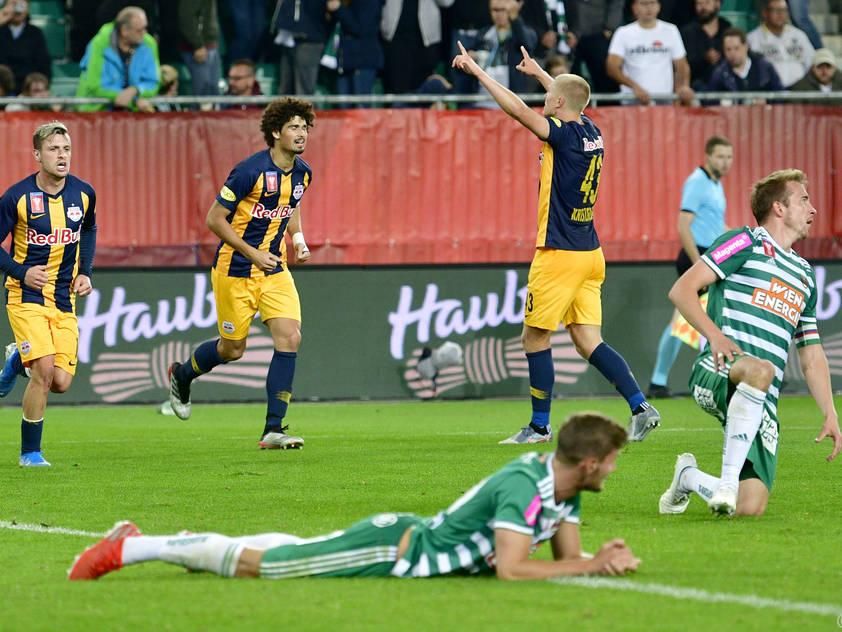 Cupmatch durch Last-Minute-Treffer entschieden