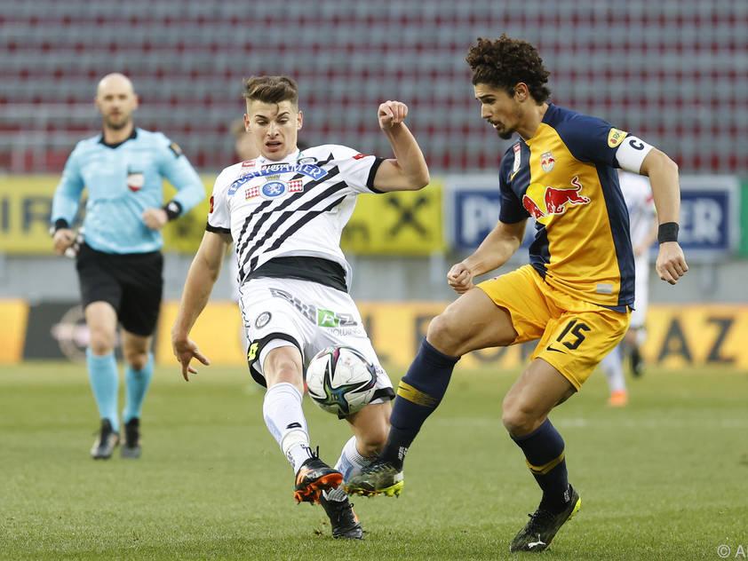 Sturm und Salzburg treffen im Cup erneut aufeinander