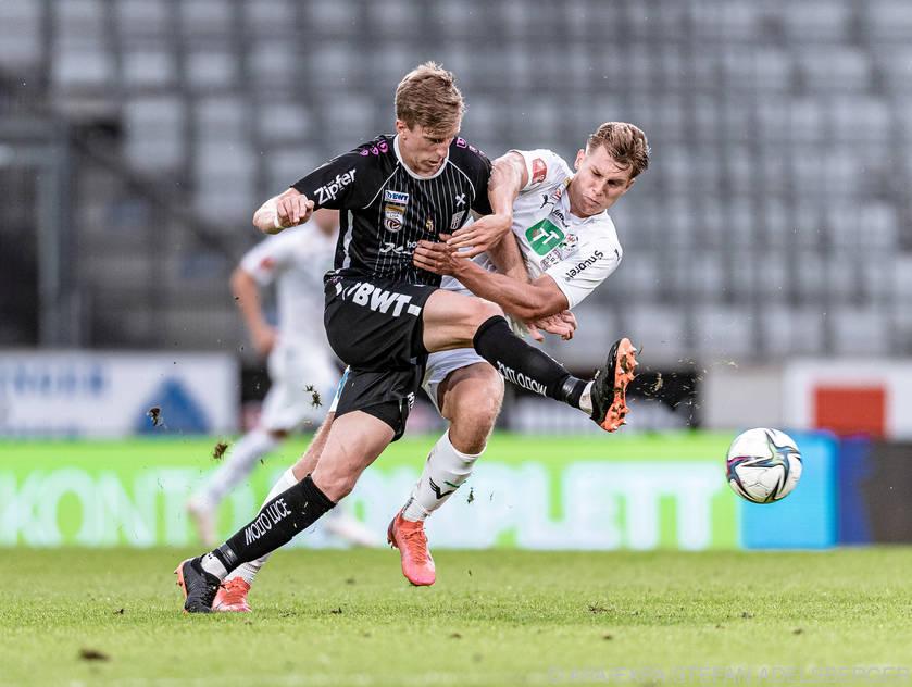Der LASK und WSG Tirol kämpfen um das Cup-Viertelfinale