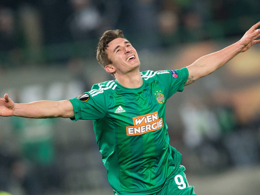 Matej Jelic erzielte das zwischenzeitliche 2:0