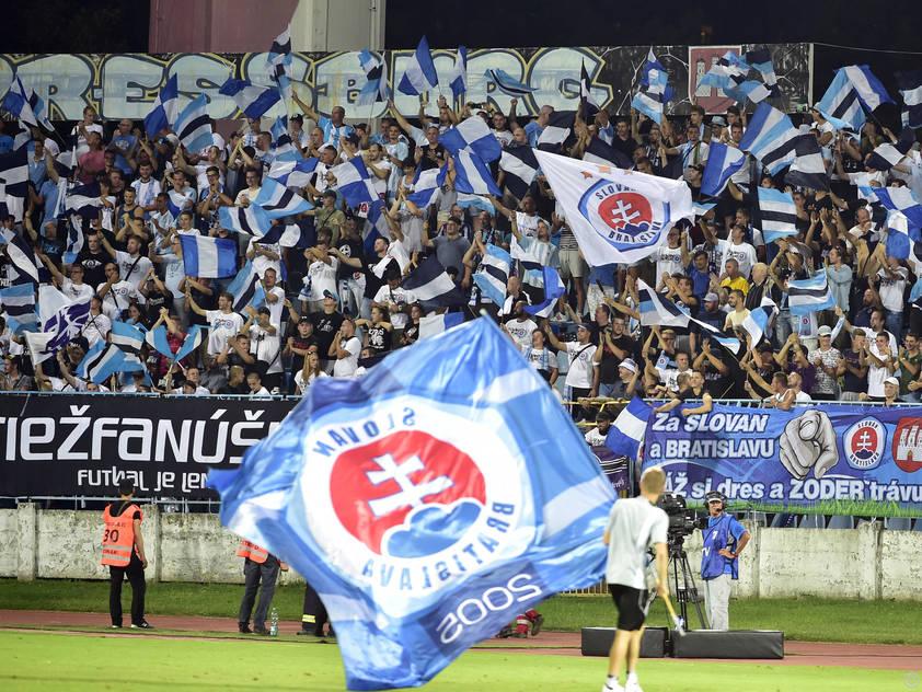 Das Match zwischen Rapid und Slovan gilt als Hochrisikospiel