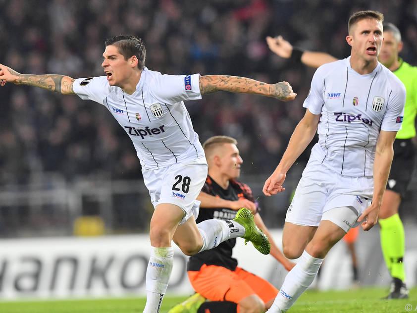 Die Linzer erlebten mit 4:1 gegen PSV einen