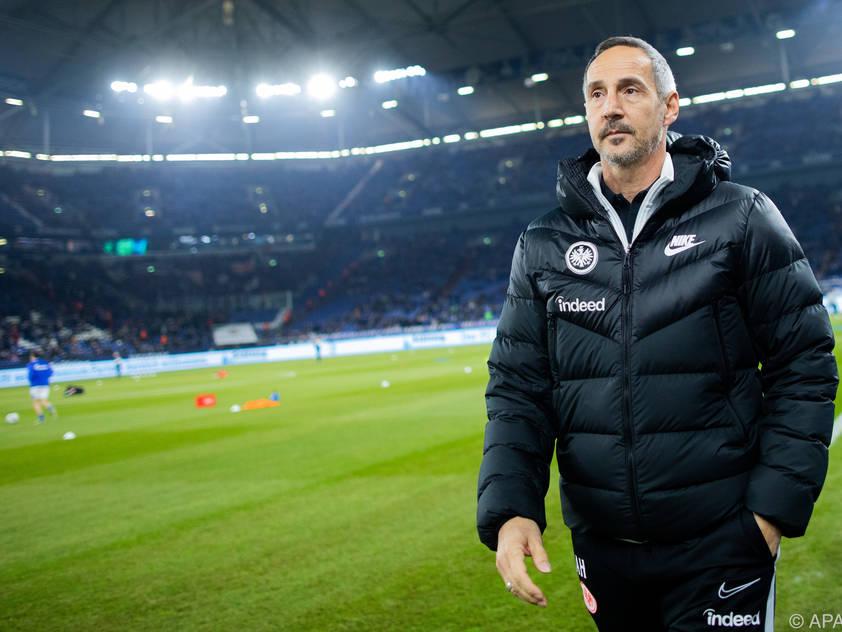 Salzburgs EL-Gegner 2020: Adi Hütter und seine Eintracht
