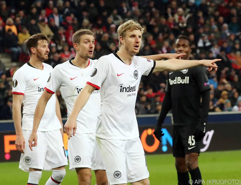 Frankfurt genügte ein 2:2 zum Aufstieg
