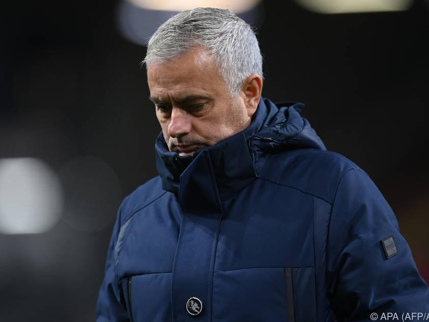 Mourinho nimmt sich selbst in die Verantwortung