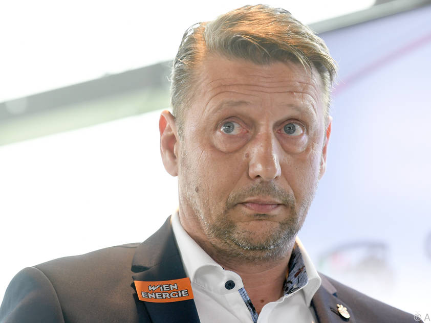Für Sportdirektor Zoran Barišić gibt es bei Rapid Einiges zu tun