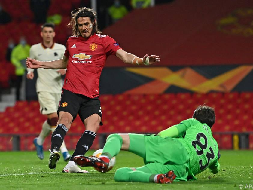 Manchester United steht vor dem Finaleinzug in der Europa League