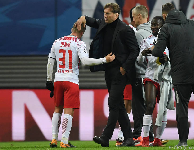 Für die Leipziger geht es in der Europa League weiter