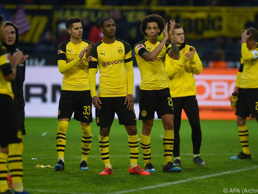 Dortmund muss auf Reus und Alcacer verzichten