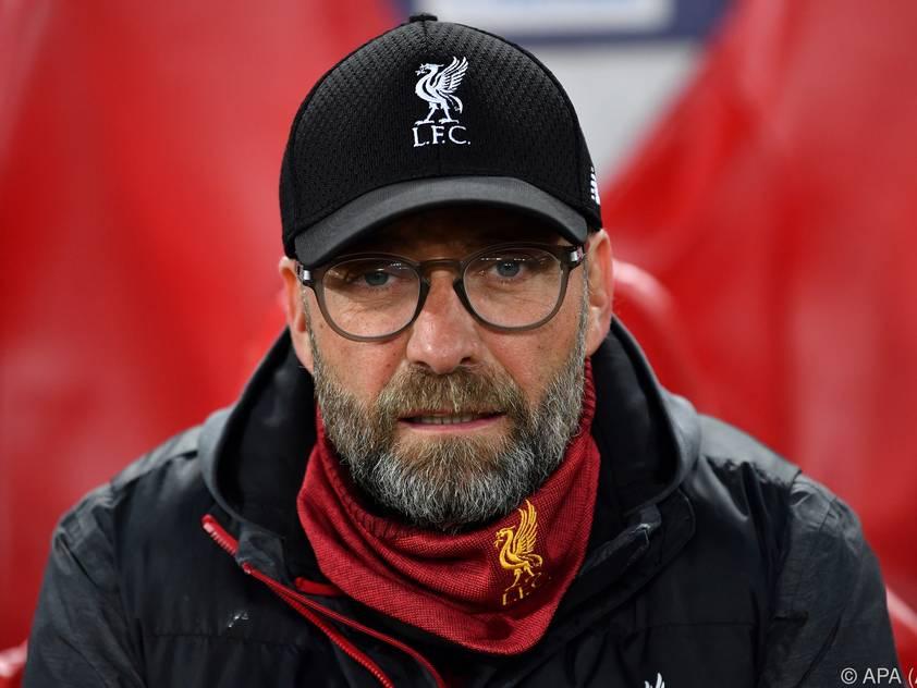 Dichter Terminplan für Liverpool-Trainer Jürgen Klopp