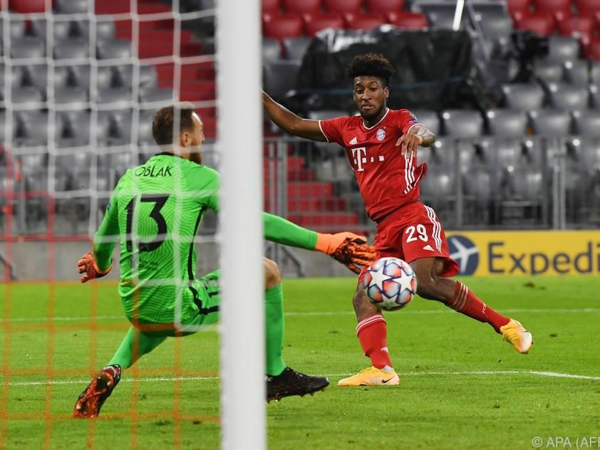 Bayern ließ Atletico keine Chance