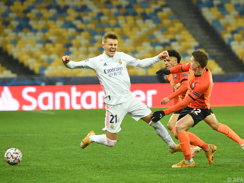 Real kassiert wieder eine Niederlage gegen Donetsk