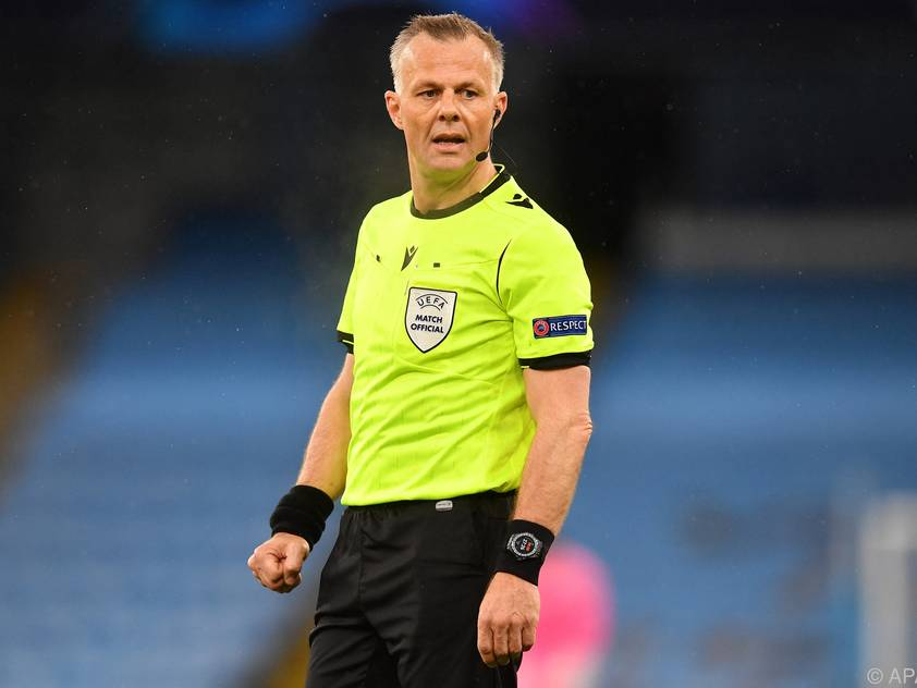 Schwere Vorwürfe der PSG-Profis gegen Referee Kuipers
