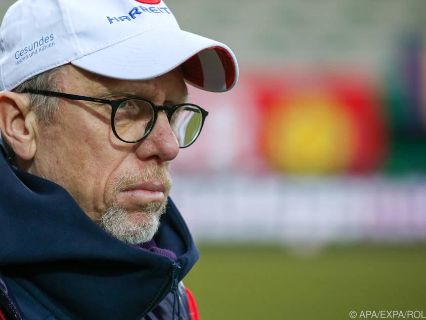 Peter Stöger bleibt mit seinem neuen Klub weiter siegreich