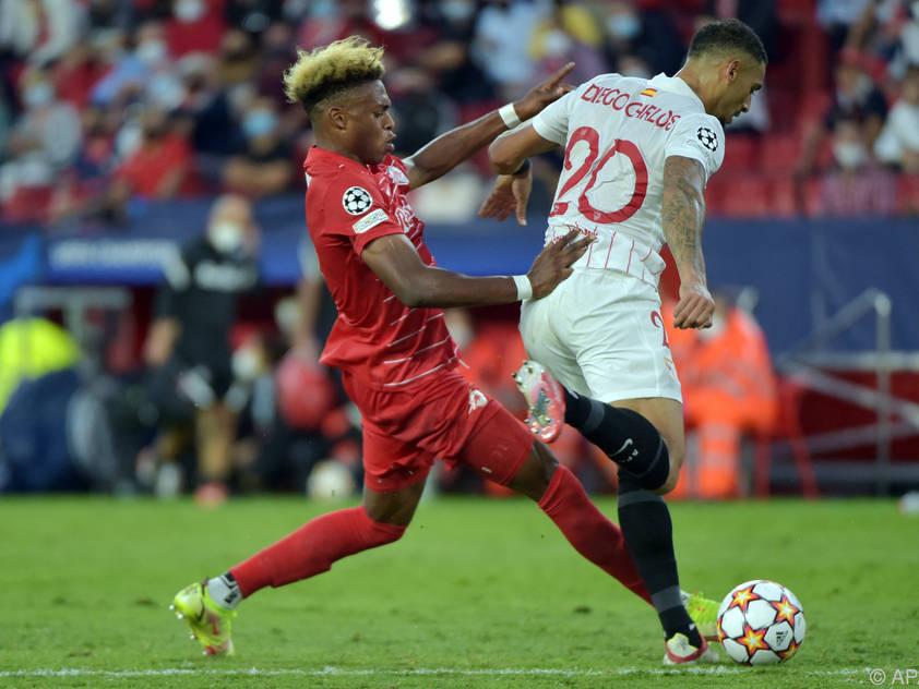 Nach dem 1:1 in Sevilla dürstet Salzburg gegen Lille nach mehr