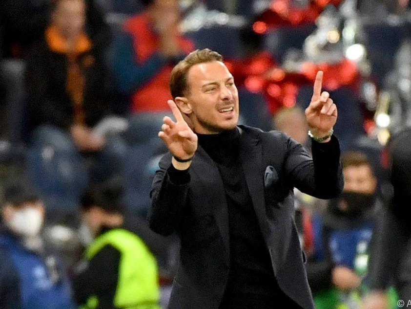 Jaissle will seine Truppe zum zweiten Champions-League-Sieg treiben