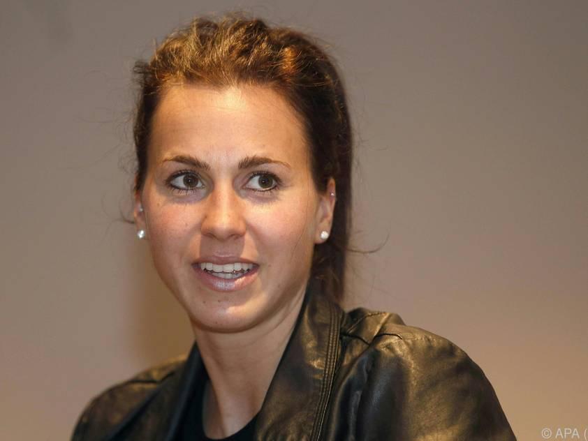 Viktoria Schnaderbeck will bald wieder trainieren