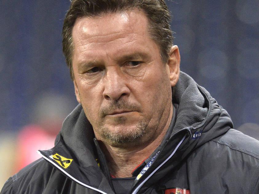 """Werner Gregoritsch ist kein """"Sesselkleber"""""""