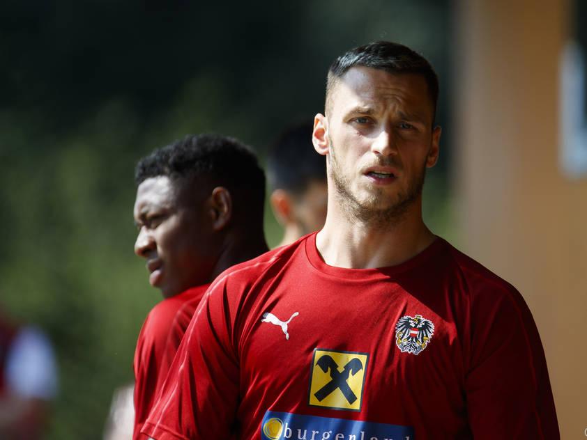 Marko Arnautović weist alle Vorwürfe zurück