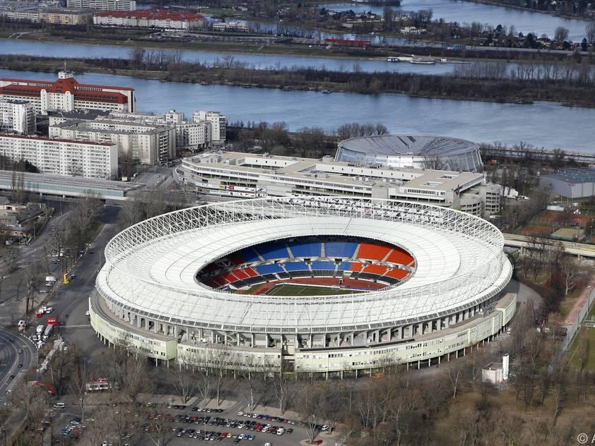 Zukunft des Happel-Stadions weiter in der Schwebe