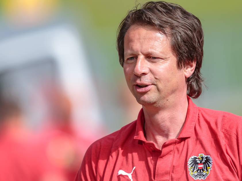 ÖFB-Sportdirektor Peter Schöttel