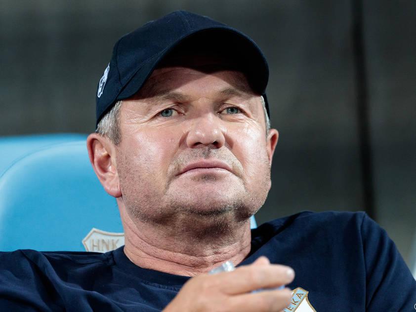 Slowenischer Teamchef Matjaž Kek