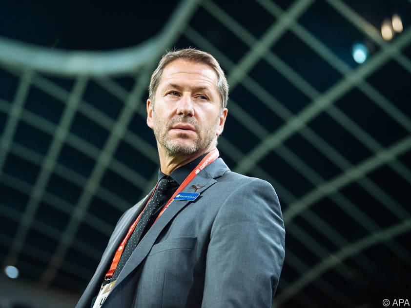 Franco Foda bleibt über die EM hinaus ÖFB-Teamchef