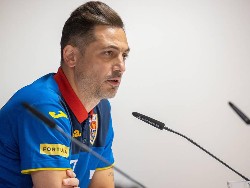 Mirel Rădoi sieht Österreich als klaren Favoriten