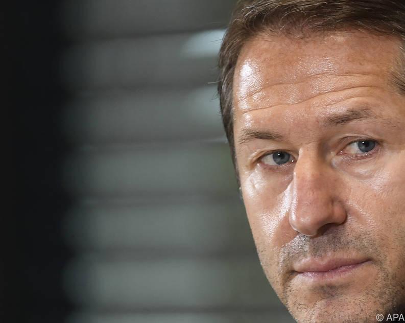 Auf ÖFB-Teamchef Franco Fodas Elf warten schwere Gegner
