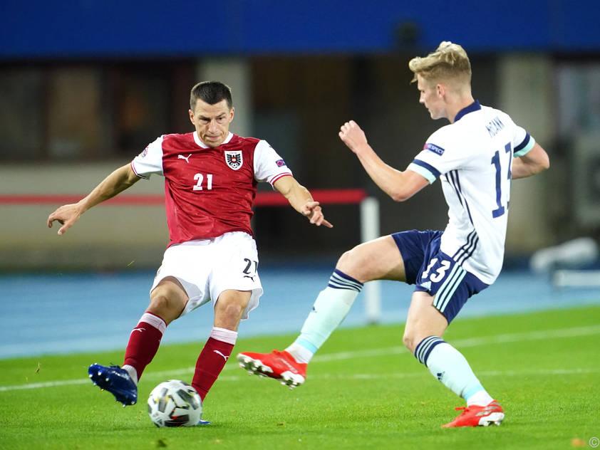Stefan Lainer geht mit viel Motivation in den WM-Quali-Start gegen Schottland