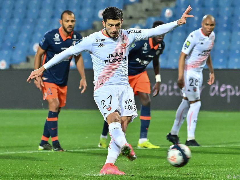 Adrian Grbić erlebte eine Saison zum Vergessen in Frankreich