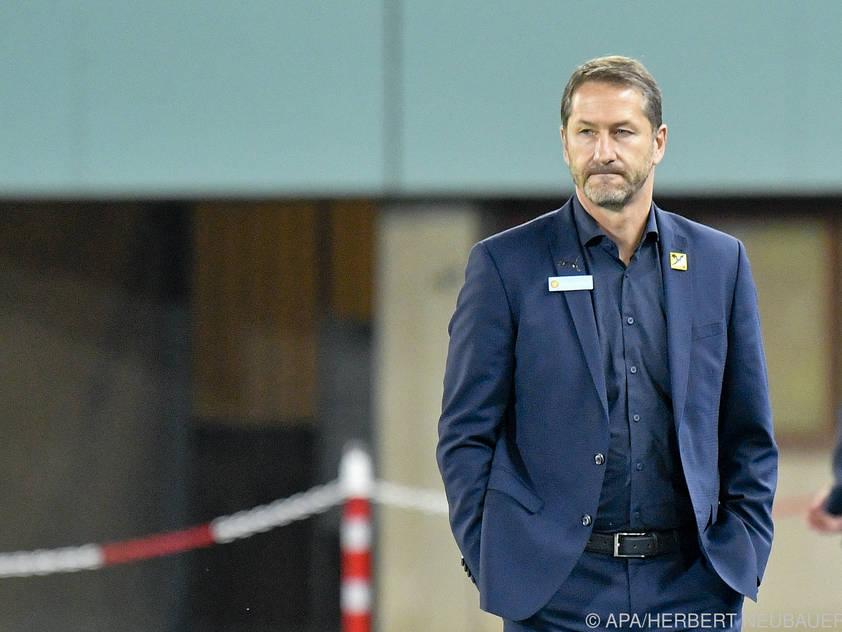 Foda will trotz Niederlagen Teamchef bleiben