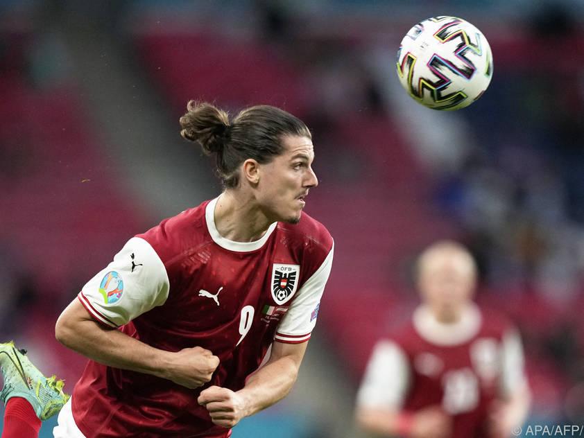 Sabitzer absolvierte bisher 54 Länderspiele für ÖFB-Team.