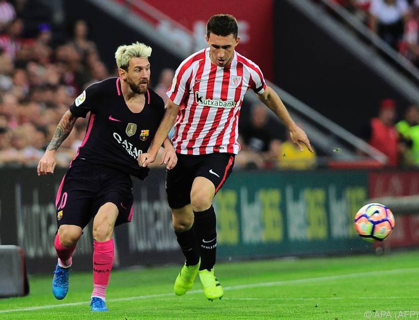 Von den Rapid-Gegnern verlor nur Bilbao und das gegen Lionel Messi & Co.