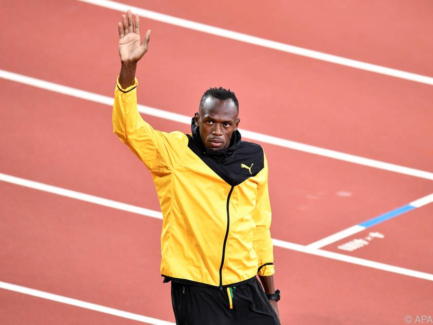 Wird Superstar Usain Bolt nun Fußballer?