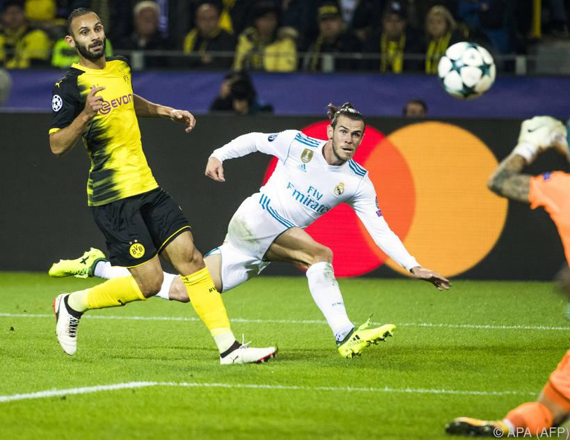 Bale war zuletzt am 26. September im Einsatz