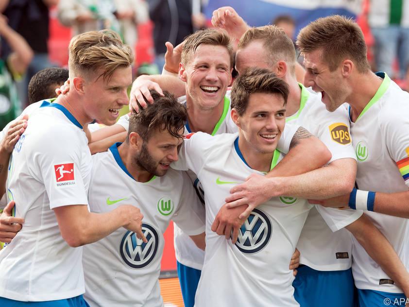 Wolfsburg bestreitet gegen Hertha ein Spitzenspiel