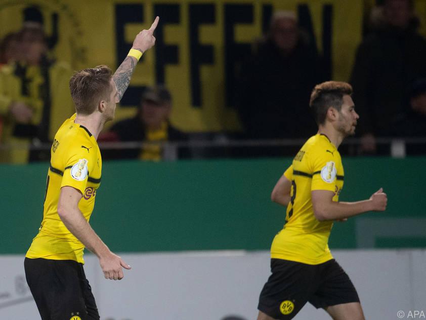 Borussia Dortmund gewann gegen Union Berlin mit 3:2