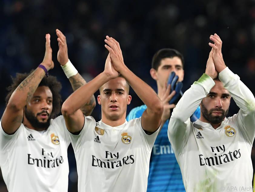 Real Madrid kämpft mit Aufs und Abs