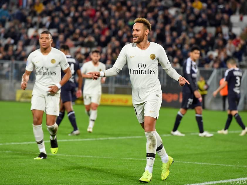 Neymar schließt nicht aus, irgendwann einmal in England zu spielen